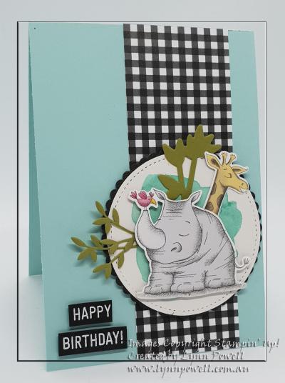 Animal Outing Hippo