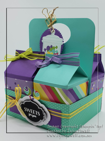 Milk Carton Gift Box